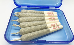 Pre-Rolled Joints - 6 pack SPECIAL