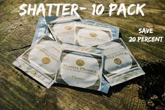 Shatter- (10 Pack)  Forever Phoenix Grower Blend