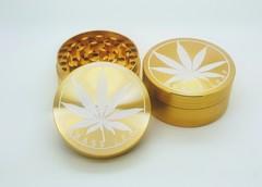 Cannabis Grinder (Gold)