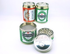 Beer Can Grinder (3 Compartment)